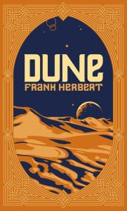 Book cover from Dune - Hardcover by Frank Herbert