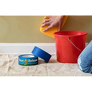 Duck Clean Release Blue Painter's Tape, 2-Inch (1.88-Inch x 60-Yard), Single Roll, 240195