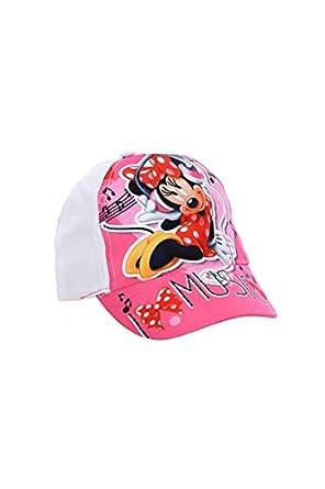 Disney Gorra de béisbol Minnie Mouse, 54 cm: Amazon.es: Ropa y ...