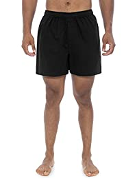 Men's 100% Organic Cotton Boxers - Soft Cotton Underwear by Texere (Ilba)