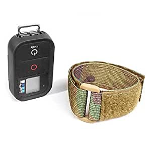 BN Nylon fastener tape Belt for Remote (Gopro Hero3)