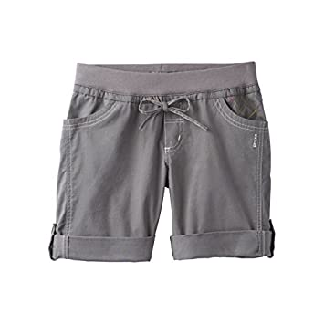 Femme Escalade Xl Avril Short Gris Prana zgB0tn