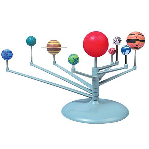 Kitroi Diy Solar System Model Kids Astronomical Science Kits