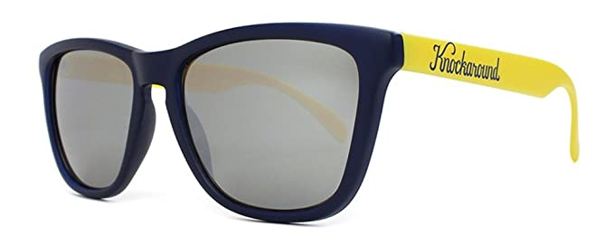 Gafas de sol Knockaround Classic Premium Navy Blue / Yellow ...