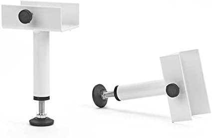 EBAC Literie - 1 pie de enlace de metal para somier tapizado ...
