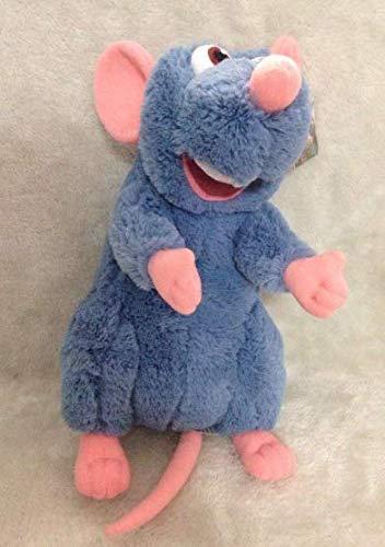 hhh INC Pixar Ratatouille Luxury Remy Rat Doll Toy 30cm Plush Toy Mouse Gift