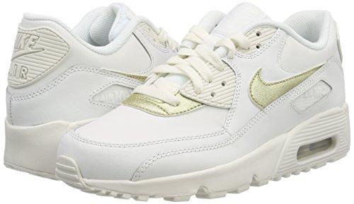 Gold Max Star 90 103 Bianco nbsp;Ltr Air bambina White da GS corsa Scarpe Nike Summit Mtlc O5qTwg