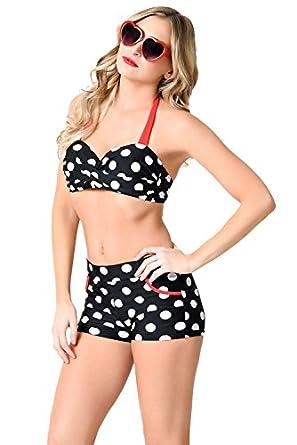 Pocket Dot Bikini