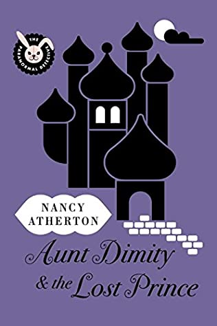 book cover of Aunt Dimity and the Lost Prince