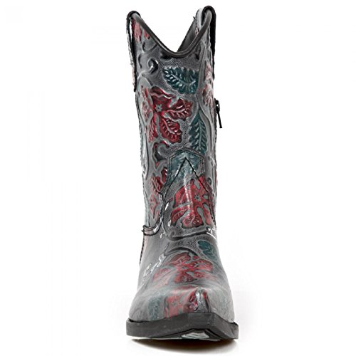 Nuovo Rock A Mano M Wst053 C3 Marcire Stiefel Unisex