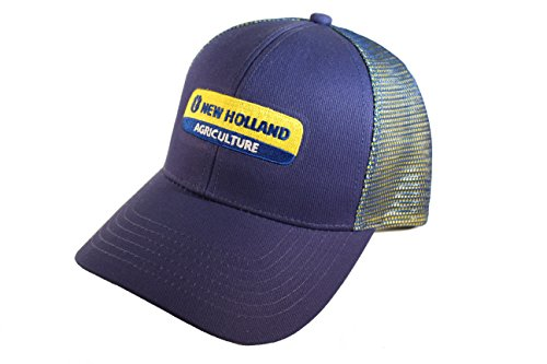 New Holland Dual Mesh Back Cap from New Holland Country