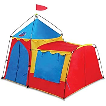 Exceptional Giga The Knights Tower Kids Play Tent (5 X4 Feet X 50 Inch