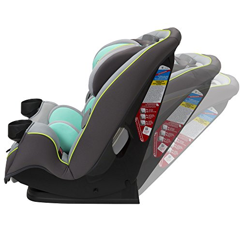 Safety 1st Grow and Go All-in-One Convertible Car Seat, Vitamint
