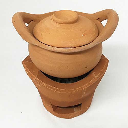 Thai Clay Hot Pot - Small by Ancient Cookware