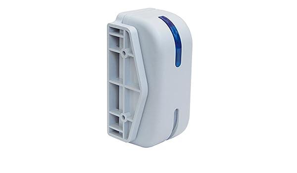 DT30 Detector Sensor doble tecnología volumétrico a cortina Alcance 8 MT IP61 Pet Immune: Amazon.es: Industria, empresas y ciencia