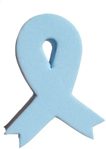 Cantidad 12 unidades – azul próstata cáncer conciencia cinta ...