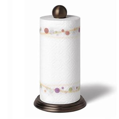 Luna Paper Towel Holder (Bronze) (13.5 H x 7 W x 7 D)