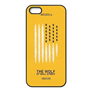 Wolf Of Wall Street iPhone 4 4s Cell Phone Case Black xlb-119380
