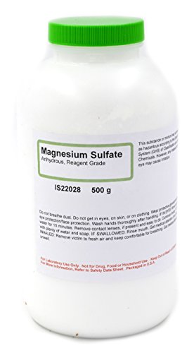 - Reagent Grade Anhydrous Magnesium Sulfate, 500g - The Curated Chemical Collection