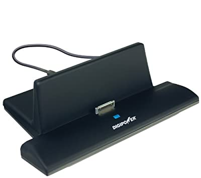 Digipower PD-ST1 Secure Charging Dock for iPad and iPad 2 from DigiPower