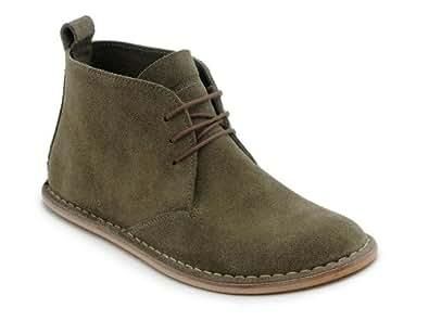 Vivobarefoot Men's 300022 Fashion Sneaker,Olive,47 EU/14 M US