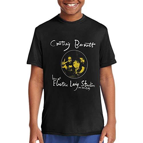 CharlieRGill Courtney Barnett Teeny Fashion Short Sleeve T-Shirt XL -