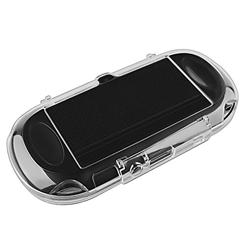 Everydaysource-Snap-On-Crystal-Case-Compatible-With-Sony-Play-Station-Vita-Clear-Color