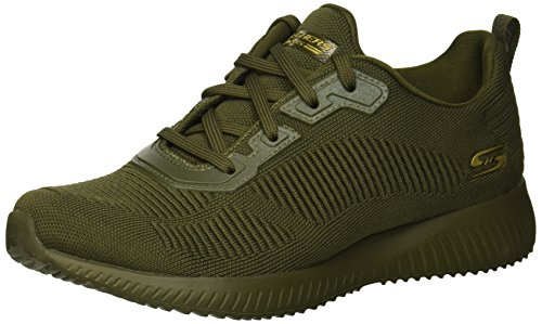 Skechers Vert Tough Squad Talk Femme Bobs Baskets 0wrHqY0Z