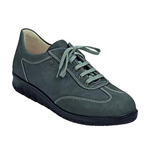 Finn Comfort Mens Kiruna Leather Shoes (Street)