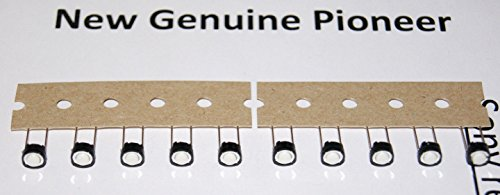 10x (Pieces) New Pioneer Tact Switch DSG1089 For models CDJ-2000NXS CDJ-2000NXS2 CDJ-2000NXS-M CDJ-900NXS CDJ-TOUR1 DDJ-ERGO DDJ-ERGO-K DDJ-ERGO-V by PIONEER_SERVICE_PARTS