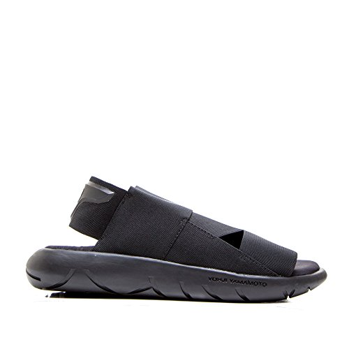 adidas Men's Y-3 Qasa Sandal Black AQ5584 (SIZE: 11)