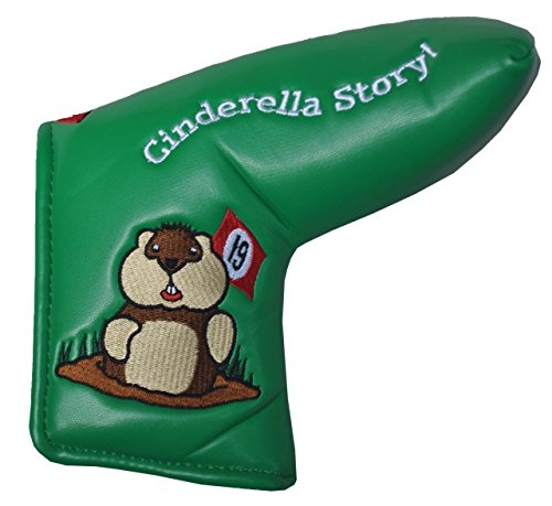 ReadyGOLF Caddyshack Putter Cover - It's in The Hole Blade