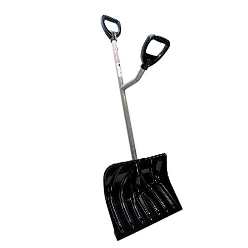Ergieshovel Ergonomically Designed Two Handled Snow