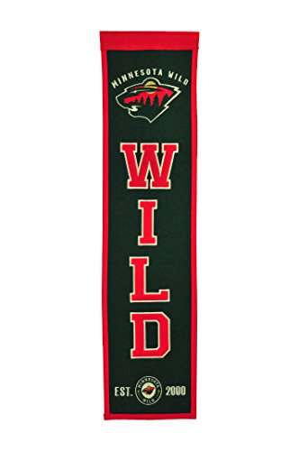 Winning Streak NHL Minnesota Wild Heritage Banner