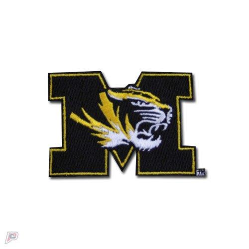 Missouri Tigers Primaryチームロゴアイロン刺繍パッチ Small  B017DTT5ME