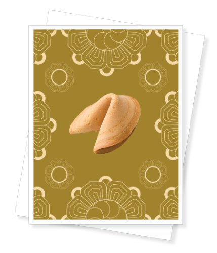 Fortune Cookie, Good Luck, Inspiration Greeting Card (Best Of Luck Greetings For Exams)