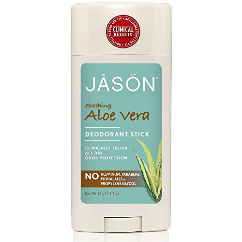 Eco Friendly Deodorant - Jason Aloe Vera Stick Deodorant (Pack of 3)