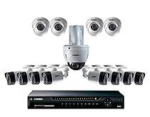 Lorex 16 Channel 720P HD Security System 12 Camera plus PTZ Camera