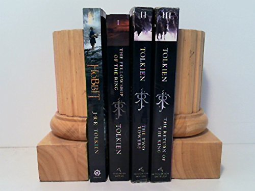 By J.R.R. Tolkien J.R.R. Tolkien 4-Book Boxed Set: The Hobbit and The Lord of the Rings (Movie Tie-in): The Hobbit, Th (Box - Rings The Set Of Boxed Lord