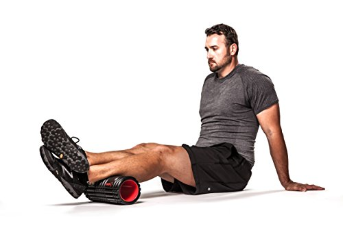 TriggerPoint GRID X Foam Roller with Free Online Instructional Videos, Extra Firm (13 Inch)