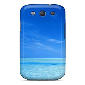 Tough Galaxy KqiQo67546oNNbO Case Cover/ Case For Galaxy S3(maldive Lagoon)