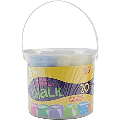 Darice 238498 Chalk, 1 Pack, Assorted: Arts, Crafts & Sewing