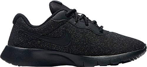 Price comparison product image NIKE 859618-004: Tanjun SE Black / Black Little Kids Girls' Sneakers (13 M US Little Kid)