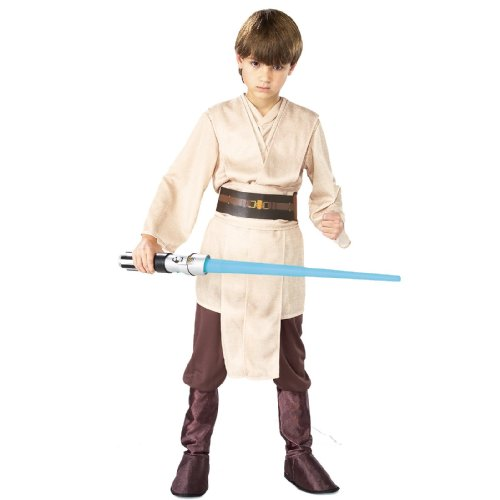 Star Wars Episode III Deluxe Childs Jedi Knight CostumeSmall