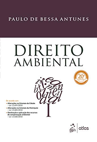 Direito ambiental Paulo Bessa Antunes ebook