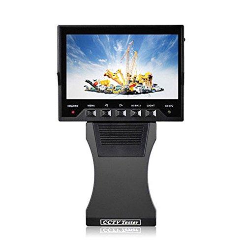"EVERTECH 4.3"" TFT Color LCD CCTV Video Audio Security Survei"