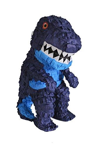 Aztec Imports, Inc. Blue T-Rex Pinata ()