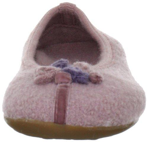 Haflinger Rosenholz Geschlossene Everest Pink 83 Damen Ballerinas Belissima rqrawO