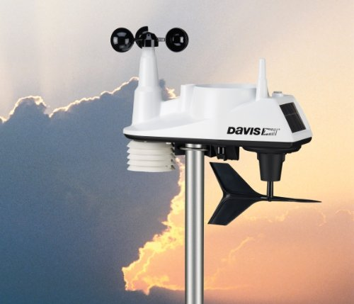 Davis Instruments 6250 Vantage Vue Wireless Weather Station (Station Weather Weather Trend)
