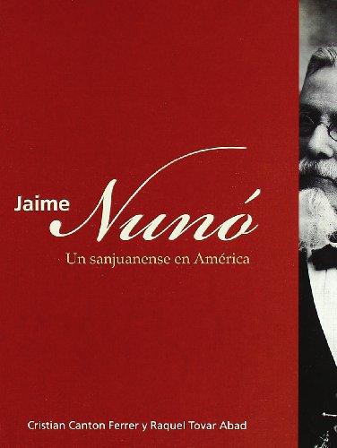 Descargar Libro Jaume Nunó. Un Sanjuanense En América Tovar